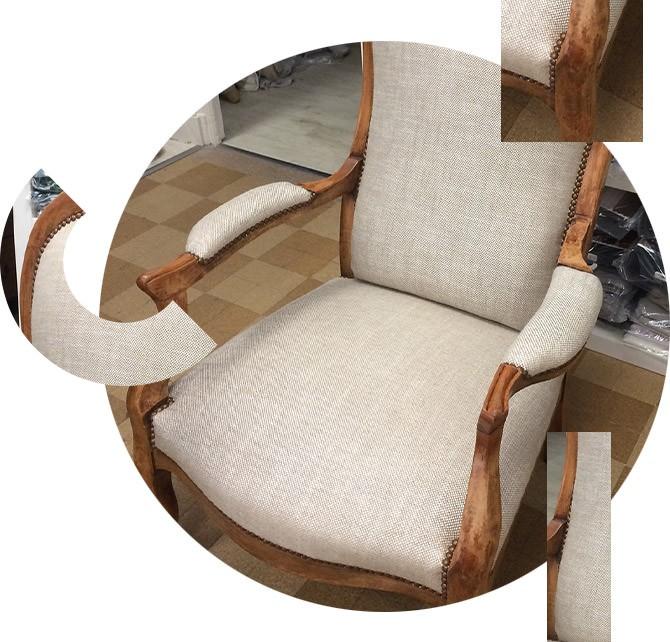 Cat'Déco, tapissière-décoratrice à Nice