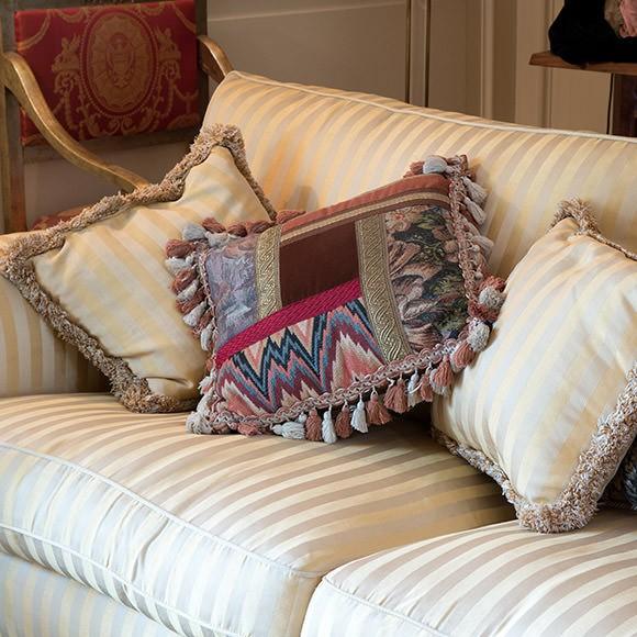 restaurer un canapé en tissu